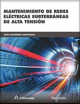 MANTENIMIENTO DE REDES ELECTRICAS SUBTERRANEAS DE ALTA TENSION