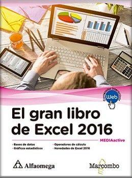 GRAN LIBRO DE EXCEL 2016