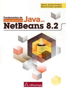 FUNDAMENTOS DE PROGRAMACION JAVA CON NETBEANS 8.2