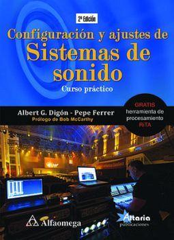 CONFIGURACION Y AJUSTES DE SISTEMAS DE SONIDO 2ED.