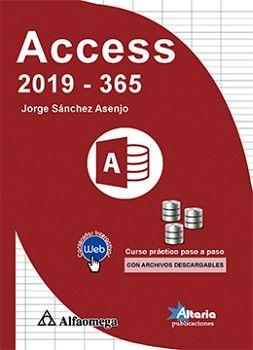 ACCESS 2019-365 -CURSO PRACTICO PASO A PASO-