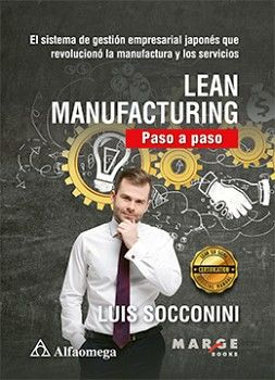 LEAN MANUFACTURING -PASO A PASO-