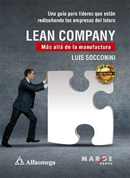 LEAN COMPANY: MAS ALLA DE LA MANUFACTURA