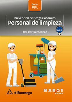 PREVENCION DE RIESGOS LABORALES -PERSONAL DE LIMPIEZA-