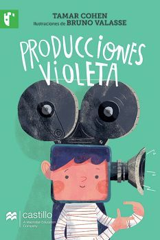 PRODUCCIONES VIOLETA          (CASTILLO DE LA LECTURA)