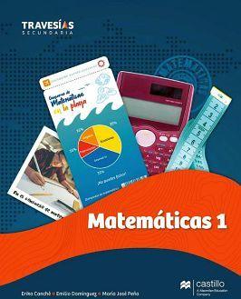MATEMATICAS 1 SEC. (ED.2018) -TRAVESIAS-
