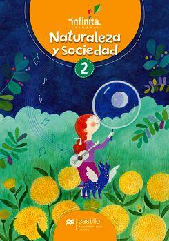 NATURALEZA Y SOCIEDAD 2 PRIM. (ED.2018)