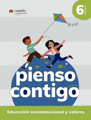 PIENSO CONTIGO 6 PRIM. -EDUCACION SOCIOEMOCIONAL Y VALORES-