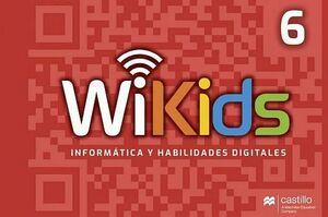 WI-KIDS 6 PRIM. 3ED. -INFORMATICA Y HABILIDADES DIGITALES-