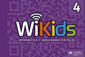 WI-KIDS 4 PRIM. 3ED. -INFORMATICA Y HABILIDADES DIGITALES-