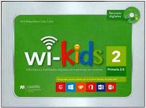 WI-KIDS 2 PRIM. 3ED. -INFORMATICA Y HABILIDADES DIGITALES-