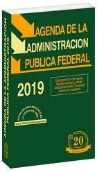 AGENDA DE LA ADMINISTRACION PUBLICA FEDERAL 2019