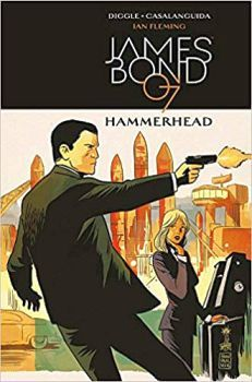 IAN FLEMINGS JAMES BOND 007 EN HAMMERHEAD (3)