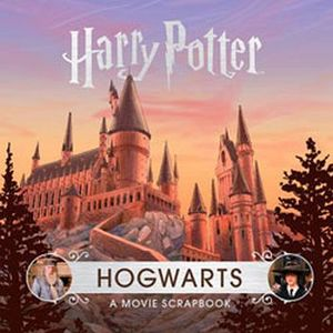 HARRY POTTER -HOGWARTS-                   (EMPASTADO)