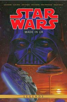 STAR WARS -MADE IN UK/LEGENDS-            (EMPASTADO)