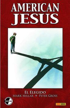 AMERICAN JESUS -EL ELEGIDO-               (EMPASTADO)