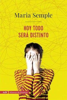 HOY TODO SERA DISTINTO               (ALIANZA DE NOVELAS9