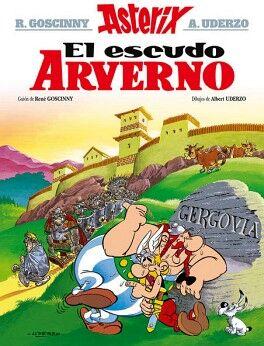 ASTERIX -EL ESCUDO ARVERNO- N.11