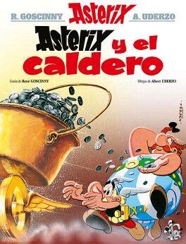 ASTERIX -ASTERIX Y EL CALDERO- N.13