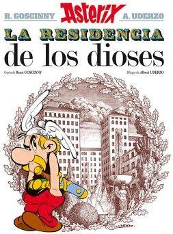 ASTERIX -LA RESIDENCIA DE LOS DIOSES- N.17
