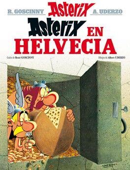 ASTERIX -ASTERIX EN HELVECIA- N.16