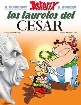 ASTERIX -LOS LAURELES DEL CESAR- N.18