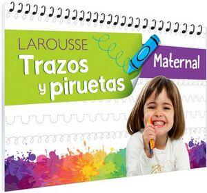 TRAZOS Y PIRUETAS MATERNAL 2ED.