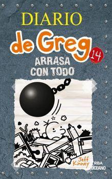 DIARIO DE GREG 14. ARRASA CON TODO      (RBA)