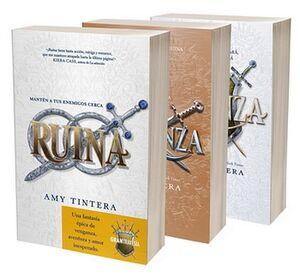 PAQUETE RUINA (3 VOLUMENES)