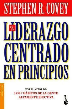 LIDERAZGO CENTRADO EN PRINCIPIOS, EL                     (PAIDOS)