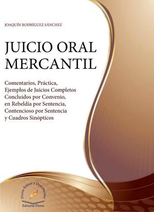 JUICIO ORAL MERCANTIL
