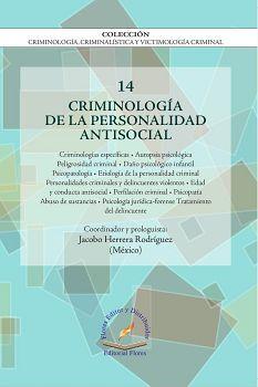CRIMINOLOGIA DE LA PERSONALIDAD ANTISOCIAL 14