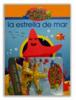 GRANDES ANIMALES MARINOS -LA ESTRELLA DE MAR-  (C/FIGURA)