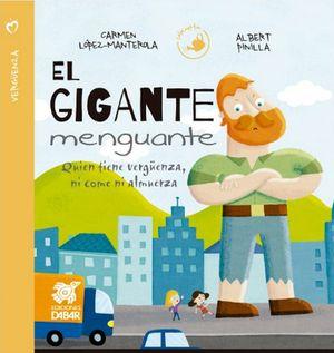 GIGANTE MENGUANTE, EL                     (VERGUENZA)