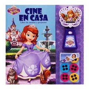 CINE EN CASA -PRINCESITA SOFIA- DISNEY (C/PROYECTOR)