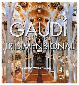GAUDI  -TRIDIMENSIONAL-                          SERIE POP-UP