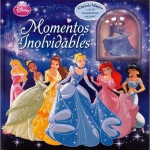 MOMENTOS INOLVIDABLES -DISNEY PRINCESAS- (C/CAPSULA MAGICA)