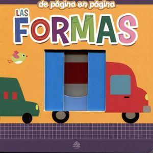DE PAGINA EN PAGINA -LAS FORMAS-