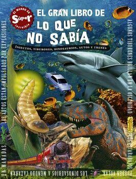 GRAN LIBRO DE LO QUE NO SABIA, EL