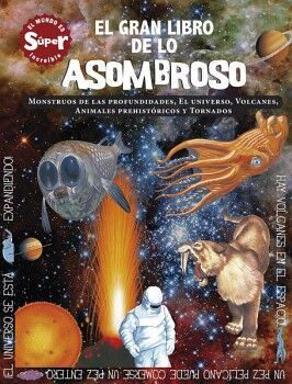 GRAN LIBRO DE LO ASOMBROSO, EL