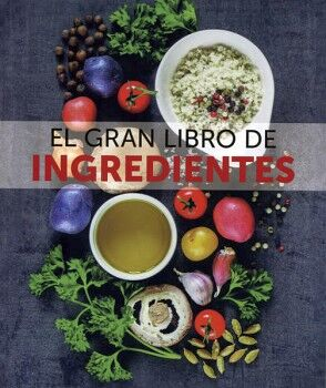 GRAN LIBRO DE INGREDIENTES, EL