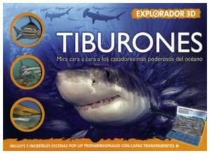 TIBURONES            -EXPLORADOR- (3D)