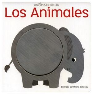 ASOMATE EN 3D -LOS ANIMALES-