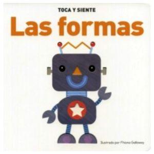 TOCA Y SIENTE -LAS FORMAS-