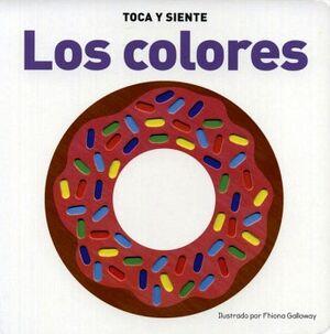 TOCA Y SIENTE -LOS COLORES-