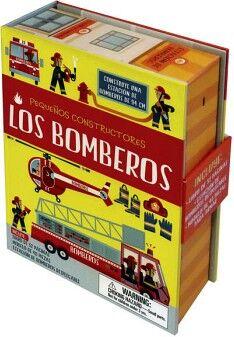PEQUEÑOS CONSTRUCTORES -LOS BOMBEROS-