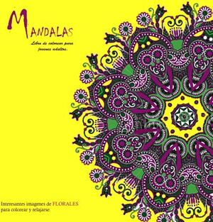 MANDALAS -FLORAL-
