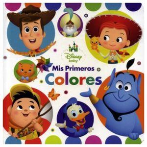 DISNEY BABY -MIS PRIMEROS COLORES-