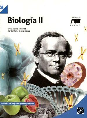 BIOLOGIA II                      (BACH. POR COMPETENCIAS)