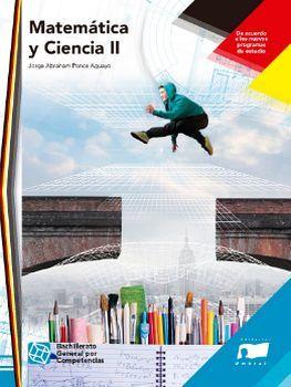 MATEMATICA Y CIENCIA II              (BACH.POR COMPET./NVO.PROG.)